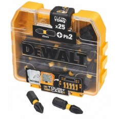 Набор бит Dewalt EXTREME FlexTorq PH2 (25 шт)