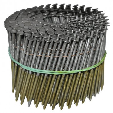Гвоздь барабанный с кольцевой накаткой CNW 2.8/80 BKRi