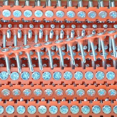 Саморезы в ленте со сверлом SPIT 40 мм оцинкованные