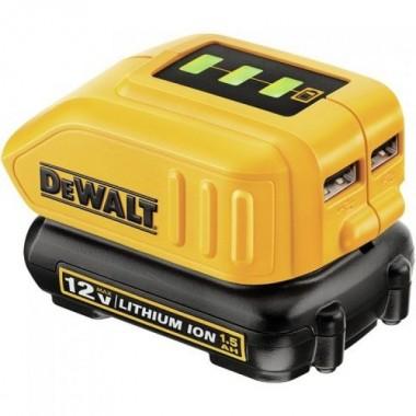 Зарядное устройство DEWALT USB 12/14.4/18V