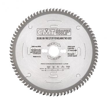 Диск пильный СМТ 283 серия для чистового реза 300x30 96M