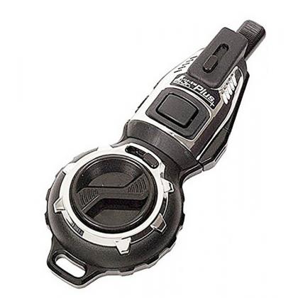 Отбивочный шнур чернильный Shinwa Pro Plus 15м (черный корпус)