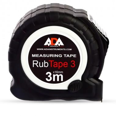 Рулетка измерительная ADA RubTape 3