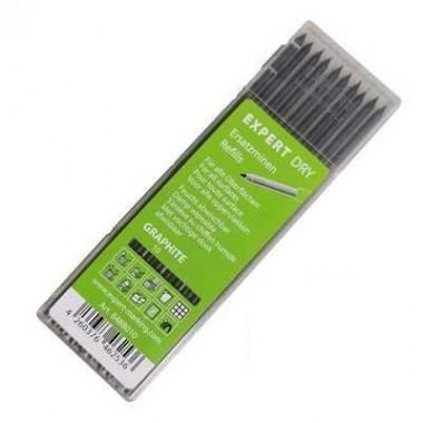 Грифели для карандаша Expert Dry, чёрные (10 шт)