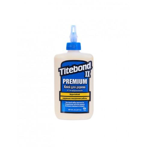Клей Titebond II Premium столярный влагостойкий (237 мл)