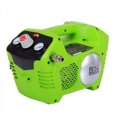 Аккумуляторный компрессор G24WL