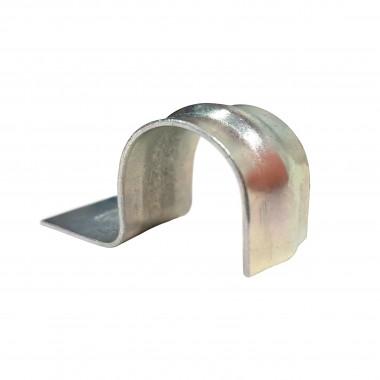 Скоба металлическая 25 мм