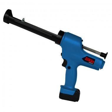 Аккумуляторный пистолет для герметика и клея Toua DCG72-310