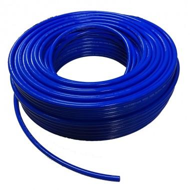 Шланг армированный синий 8*12мм (100 м)