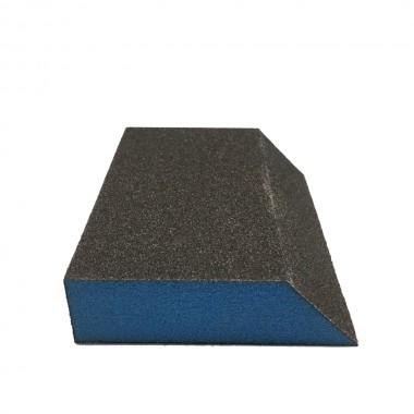 Шлифовальная губка комбинированная SM P60