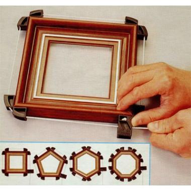Зажим рамный с 8 уголками Nobex PRM 4-8