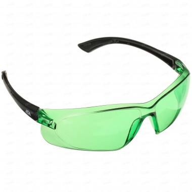 Зеленые очки для усиления видимости лазерного луча Ada Visor Green