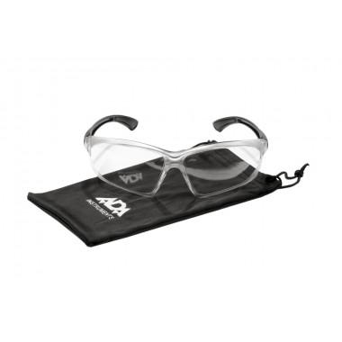 Прозрачные защитные очки Ada Visor Protect