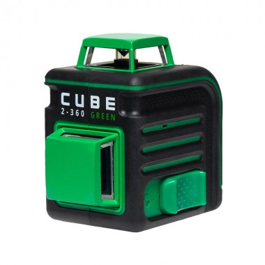 Лазерный уровень ADA Cube 2-360 Green Professional Edition