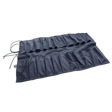 Сумка-скрутка тканевая для стамесок