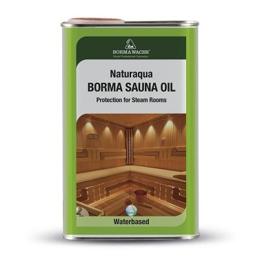 Масло для саун Borma Sauna Oil