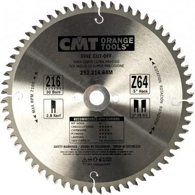 Диск пильный CMT чистый рез 190x30 64M