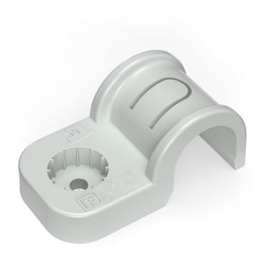 Крепёж-скоба для труб Ø 25 мм (50 шт)