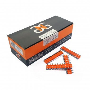 Гвозди по бетону, металлу и кирпичу  GNG C6-25-BT 25 мм