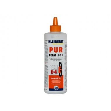 Клей полиуретановый Kleiberit PUR 501.0 (1 л)