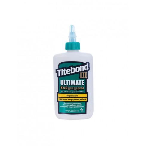 Клей Titebond III Ultimate повышенной влагостойкости (237 мл)