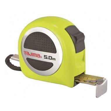 Рулетка влагостойкая Tajima W-THICK LOCK 5м х 25мм