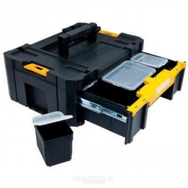 Ящик инструментальный TSTAK III DWST1-70705