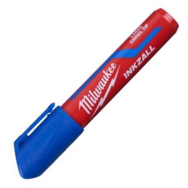 Маркер MILWAUKEE INKZALL толстый XL (синий)