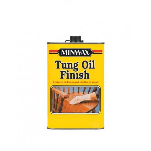Тунговое масло Minwax TUNG OIL FINISH (473мл)