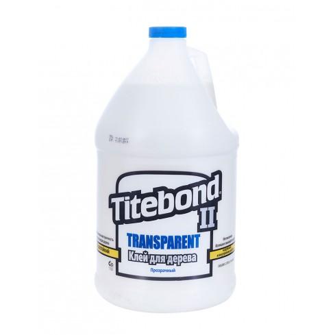 Клей Titebond II влагостойкий прозрачный (3.78 л)