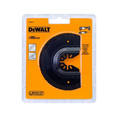 Насадка для мультитула с карбидной крошкой DEWALT  DT20717