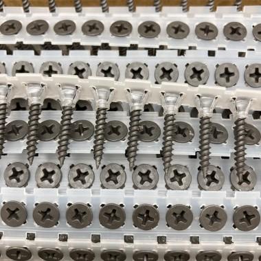 Саморезы в ленте ГКЛ-профиль 25 мм (BeA)