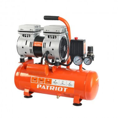 Поршневой компрессор Patriot WO 10-120