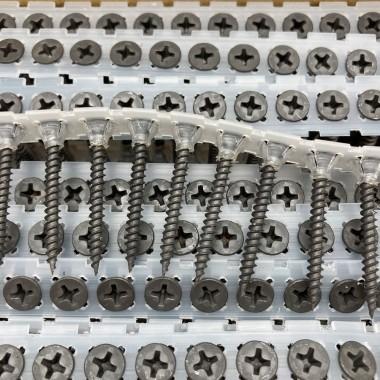 Саморезы в ленте ГКЛ-профиль 35 мм (BeA)