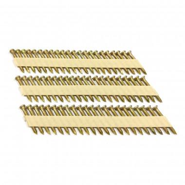 Гвозди для перф. крепежа BeA R34 на бумаге 40 мм