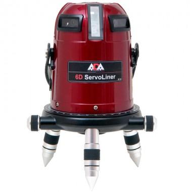 Лазерный уровень ADA 6D SERVOLINER A00139