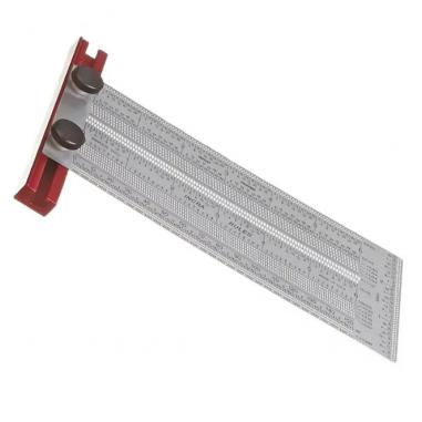 Разметочная линейка 15 см Incra RULE
