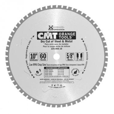 Диск пильный CMT по стали