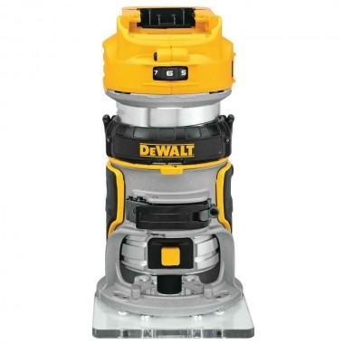 Аккумуляторный кромочный фрезер Dewalt DCW600N
