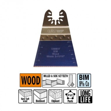 Пильное полотно CMT для древесины 68мм OMM07-X1