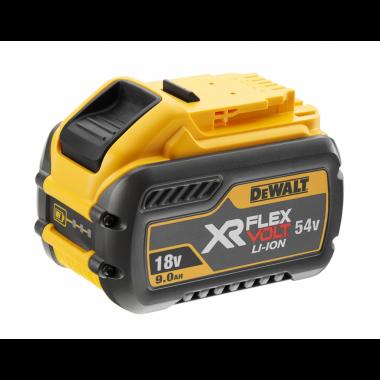 Аккумулятор DEWALT Flexvolt 18/54V 9.0Ач