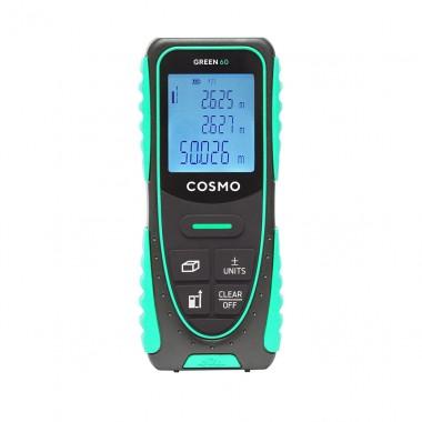 Лазерный дальномер ADA Cosmo 60 GREEN (с функцией уклономера)