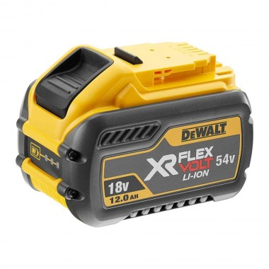 Аккумулятор DEWALT Flexvolt 18/54V 12.0Ач