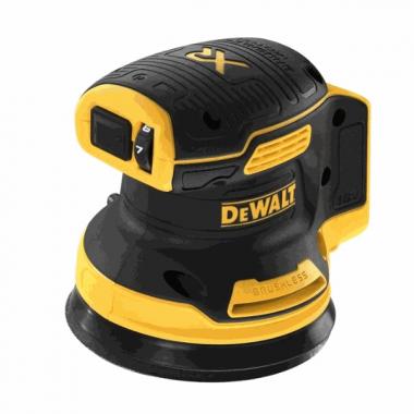 Аккумуляторная эксцентриковая шлифмашина Dewalt DCW210N-XJ