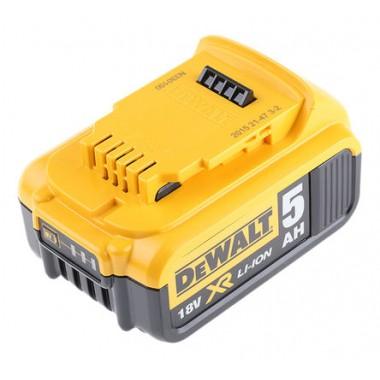 Аккумулятор DEWALT 18V 5.0Ач