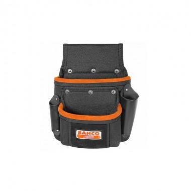 Поясная сумка c двумя карманами Bahco 4750-2PP-1