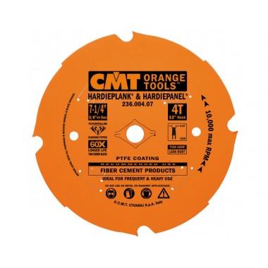 Диск пильный CMT по фиброцементу и пластикам 190x30 4M