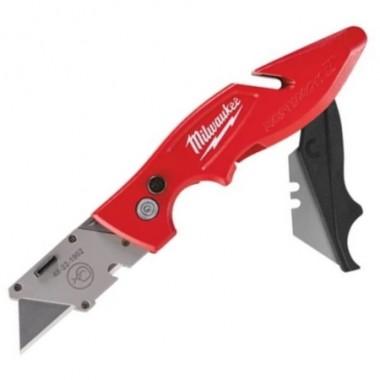 Нож выкидной с отверстием для хранения лезвий Milwaukee Fastback
