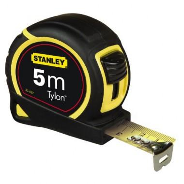 Рулетка измерительная Stanley Tylon 5м x 19мм